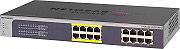 Netgear Switch Ethernet 16 Porte Gigabit Managed JGS516PE-100EUS ProSafe Plus