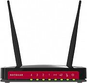 Netgear Modem Router LAN 10, 100 Mbits Wi-Fi WLAN 300 Mbits JWNR2010-100PES