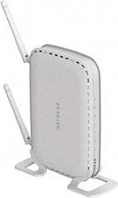 Netgear Router Wifi Wireless Broadband N300 4Porte LAN 1 Porta WAN WNR614-100PES