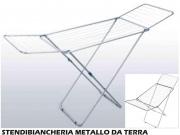 New Garden 001695 Stendibiancheria in Metallo
