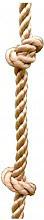 New Plast 471 Corda con Nodi per Arrampicata per Altalene New Plast 250 cm