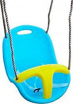 New Plast 9710 Seggiolino Bambini per Altalene con cinturone di sicurezza