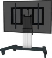 """Newstar PLASMA-M2550TSILVER Carrello TV Monitor max 100"""" Elettrico Motorizzato"""