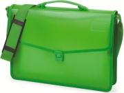 Niji 60864 Cartella In Pp con Bordo Verde