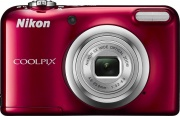 Nikon CPXA10RED Fotocamera digitale compatta 16 Mpx Zoom digitale 2x Video Coolpix A10 RED