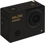 Nilox Videocamera Sport Action Cam 4K CMOS Wi-Fi MicroSD 13NXAKFH4KP01 EVO 4K+