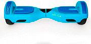 Nilox 30NXBK65D2N04 Hoverboard Velocità max 10 kmh luce LED 480 W Azzurro