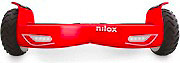 Nilox 30NXBK65NWN08 Hoverboard 2 Ruote Portata 100 kg 10 kmh 12 km Rosso  DOC 2