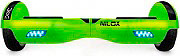 "Nilox 30NXBK75D2N06 Hoverboard 2 Ruote 6.5"" Velocità 10 kmh 480 W Verde Lime 30NXBK65D2N06"