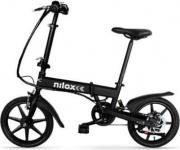 Nilox 30NXEB160V001 Bicicletta Elettrica E-bike Pieghevole 250W Nero  DOC X2