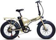 Nilox 30NXEB20V002V2 Bicicletta elettrica E-Bike Pieghevole 250 W 60 km Beige