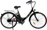 Nilox 30NXEB266VNG1V2 Bicicletta elettrica con pedalata assistita 250W Nero