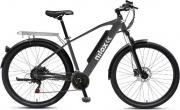 Nilox 30NXEB275V Bicicletta Elettrica E-Bike Bici 250 W max 45 km Nero  X7