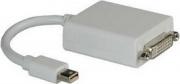 Nilox CRO12033128 Adattatore mini DisplayPort DVI-I colore Bianco