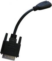 Nilox NX080200102 Adattatore HDMI DVI-D colore Nero