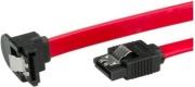 Nilox NX090305115 Cavo SATA SATA 7-pin Nero, Rosso