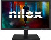 Nilox NXMMLED236EL Monitor PC 23.6 pollici Full HD VGA DVI Schermo Multimediale