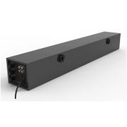 Nilox NXSB64 Soundbar 64 Watt 2 ingressi RCA Marrone