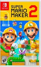 Nintendo 10002083 Super Mario Maker 2 Nintendo Switch Italiano Multiplayer