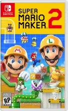 Nintendo 10002083 Switch Gioco Super Mario Maker 2 It