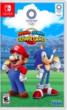 Nintendo 10002096 Switch Mario & Sonic ai Giochi Olimpici Tokyo 2020 Sport 3+