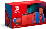 Nintendo 10004540 Nintendo Switch Wifi Bluetooth Mario Red & Blue Edition