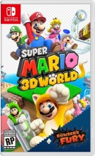 Nintendo 10004580 Super Mario 3D World + BowserS Fury Base + Inglese Ita Switch