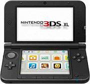 Nintendo Console Portatile Nintendo 3DS col. Nero 3DS XL 2202049