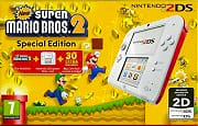 Nintendo Console 2DS Wi-Fi SD + New Super Mario Bros. 2 2203849