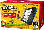 """Nintendo Console Nintendo 2DS 3.53"""" 3.5 mm WiFi Gioco Super Mario Bros 2 2204549"""