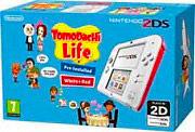 """Nintendo Console 2ds 3.53"""" Touchscreen Wi-Fi + gioco Tomodachi Life 2204949"""
