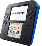 "Nintendo Console 2DS 3.02""3.53"" Touch Wi-Fi MicroSD 4Gb + Yo-Kai Watch 2208749"