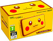 """Nintendo 2209749 NEW 2DS XL Display Touch 4.88"""" NFC 4 Gb Pikachu Edition Giallo"""