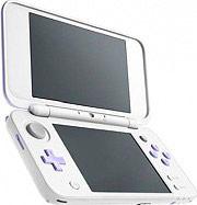 Nintendo 2219149 2DSXL Console con Gioco Tomodachi Bianco Lavanda