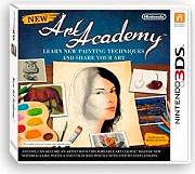 Nintendo Art Academy, Nintendo 3DS Lingua Italiano Multiplayer 2222640