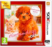 Nintendo 2230749 Nintendogs + Cats: Barboncino nano Videogioco 3DS Lingua ITA