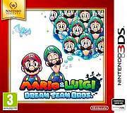 Nintendo Mario & Luigi: Dream Team Bros., 3DS Lingua Italiano - 2233949