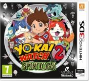 Nintendo 2236349 Yo-Kai Watch 2: Spiritossi, Videogioco 3DS ITA multiplayer