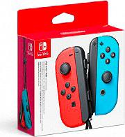 Nintendo 2510166 Controller per Nintendo Switch DX + SX Rosso e Azzurro
