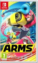 Nintendo 2520449 ARMS, Videogioco Nintendo Switch Lingua ITA Multiplayer