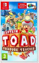 Nintendo 2523649 Captain Toad: Treasure Tracker - Gioco Per Nintendo Switch