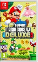 Nintendo 45496423773 New Super Mario Bros.U DELUXE Platform 3+ Switch 2525649