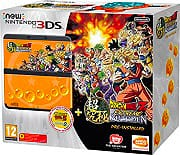 Nintendo NEW 3DS - Console Wifi+Gioco Dragon Ball Z Butoden Bundle GAAA0891