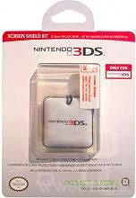Nintendo Kit 3DS Pellicola + panno pulizia KIT PROTEZIONE SCHERMO 3DS