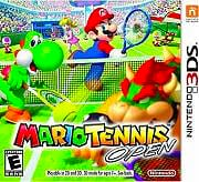 Nintendo Mario Tennis Open, 3DS