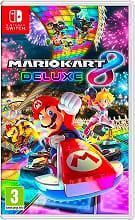 Nintendo SWI0004 Mario Kart 8 Deluxe, Videogioco Nintendo Switch ITA Multiplayer 2520349