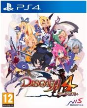 Nis America 1036091 PS4 Disgaea 4 Complete+ RPG Gioco di ruolo 12+