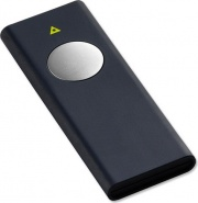 Nobo 1902388 Puntatore Laser Nobo P1 Telecomando Nero