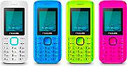 Nodis ND-30 Zeta - Telefono Cellulare Dual SIM GPRS Bluetooth fotocamera
