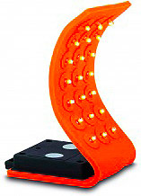 Nodis lampada LED da Tavolo 21 led materiale Silicone colore Arancione FLEXY